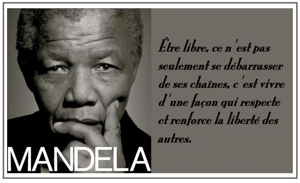 Häufig COQUELICOT AU BLÉ: NELSON MANDELA LU88